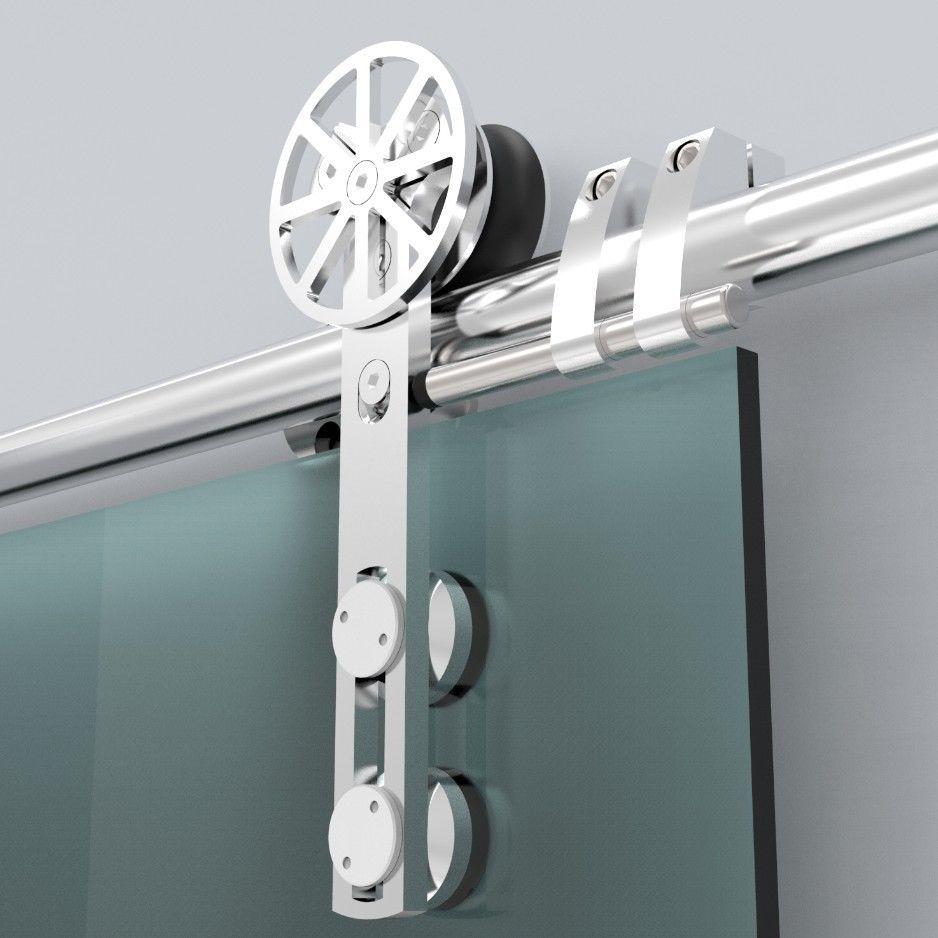 Puertas correderas de cristal la cristaler a de murcia for Puertas kiuso telefono