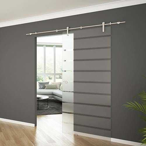 Ajustar puerta corredera empotrada finest como cambiar for Poner puerta corredera