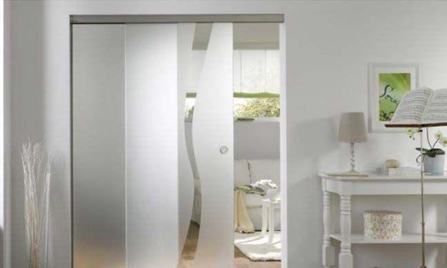cristales para puertas en domicilios